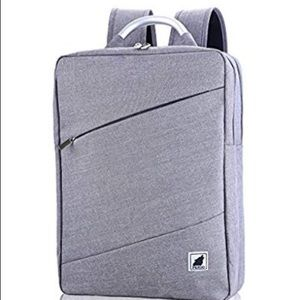 Handbags - Laptop Backpack (Grey only)